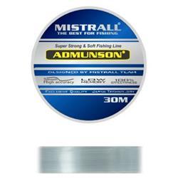Żyłka przyponowa Mistrall Admunson 30m 0.12mm