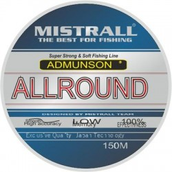Żyłka Mistrall Admunson Allround 150m 0.25mm